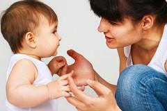Spanisch sprechen mit Kind