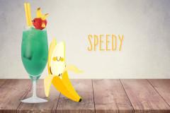 Cocktails für Kinder: Speedy