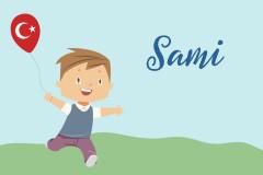 Türkische Vornamen: Sami