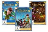 Peter Pan mit neuen Abenteuer für Kinder