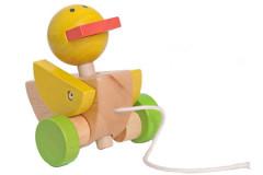 Ostergeschenke: Nachzieh-Ente