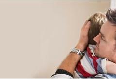 Lernen vom Papa: Auch Männer dürfen Gefühle zeigen