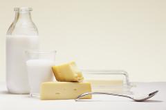 Milchprodukte: sollten an keinem Tag fehlen