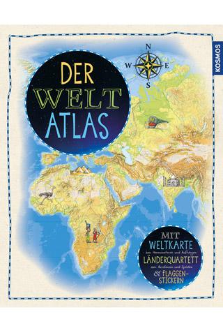 Buchtipps Buchmesse: Welt-Atlas für Kinder