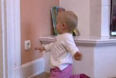 Elektounfälle bei Kindern