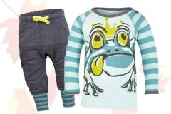 Babymode Herbst 2015: Langarm-Shirt mit verrücktem Motiv
