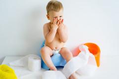 Wie lange braucht ein Baby Windeln?