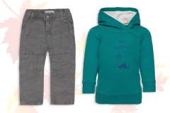 Babymode Herbst 2015: Baby Boys Sweatshirt von Tom Tailor