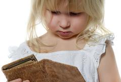 Sprechen Sie Ihr Kind auf den Geldklau an?