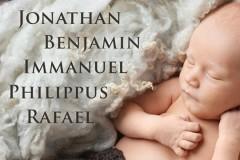 Weitere biblische Namen für Jungen