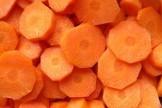 Fingerfood fürs Baby: Gekochte Karottenstückchen