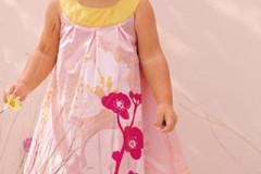 Rosa Sommerkleid von Vertbaudet
