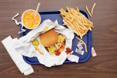 Burger und Pommes für Kinder?
