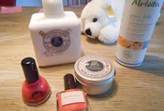 Beauty-Produkte für Baby und Mutter im Test
