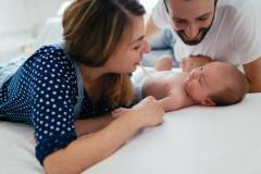 Behördengänge nach der Geburt