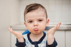 Kinderohren hören alles!