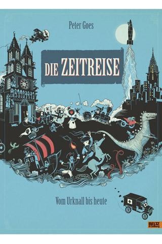 Buchtipps Buchmesse Kinderbücher: Die Zeitreise