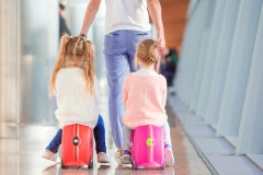 Reisepass für Babys und Kinder