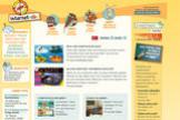 Internetseiten für Kinder: Internet ABC
