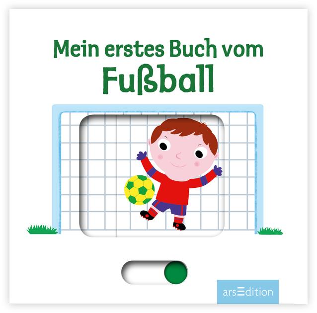 Buchtipps zur Fußball-EM: Mein erstes Buch vom Fußball