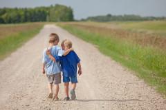 Wie Kinder Streit schlichten