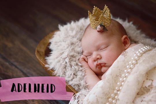 Mittelalterliche Namen: Adelheid