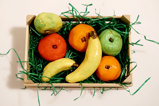 Kaufladensachen selbermachen: Obst