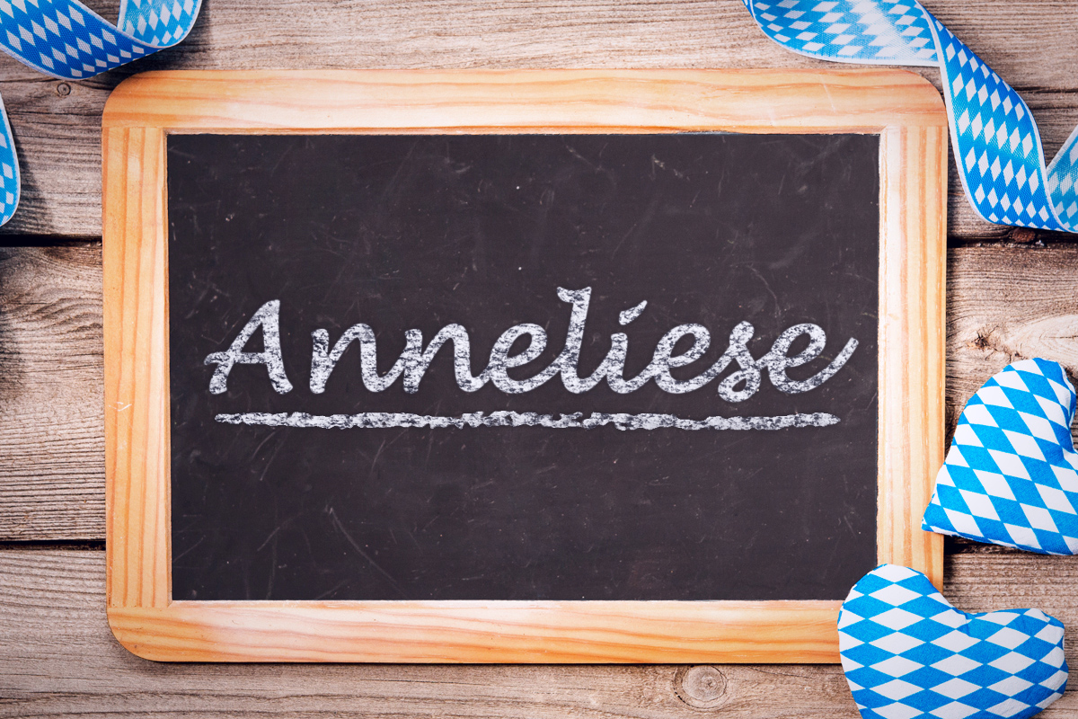Bayerische Vornamen: Anneliese