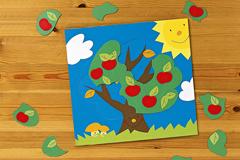 Apfelbaum-Puzzle
