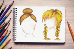 Was die Frisur Ihrer Tochter über Sie verrät