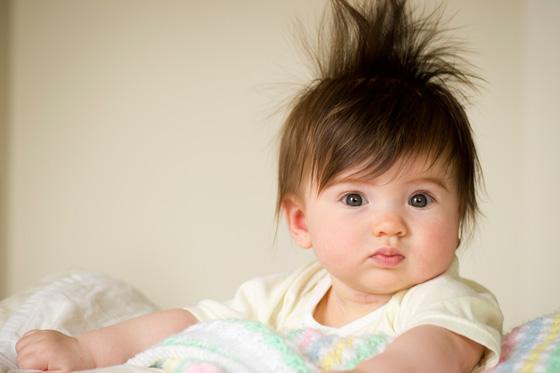 Baby Haare