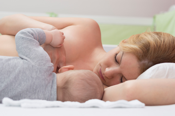 Stillstreik Wenn Das Baby Die Brust Verweigert Familiede