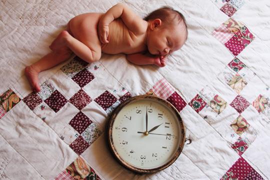 Baby Rekord: drei Babys zur gleichen Uhrzeit