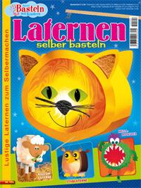 Cover: Basteln mit Kindern - Laternen selber basteln