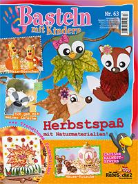 Basteln mit Kindern Ausgabe 63