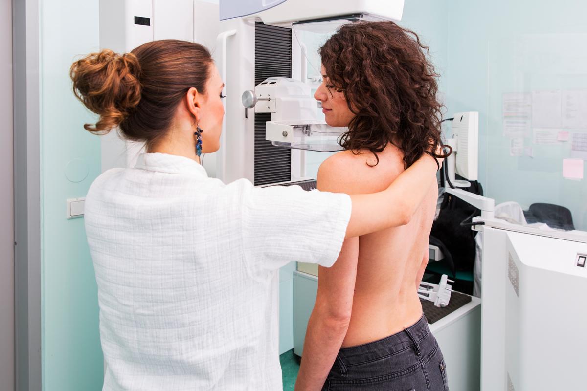 Brustkrebs Früherkennung