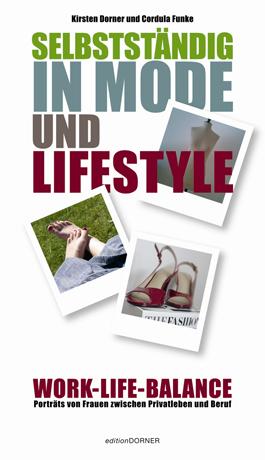 Buchcover: Selbstständig in Mode und Lifestyle