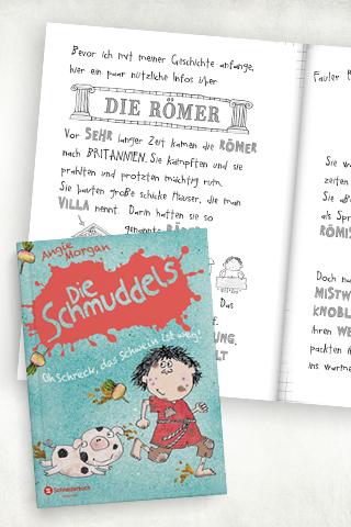 Comicbücher für Kinder: Die Schmuddels