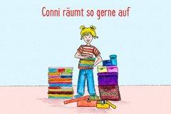 Conni-Bücher, die wir uns wünschen würden