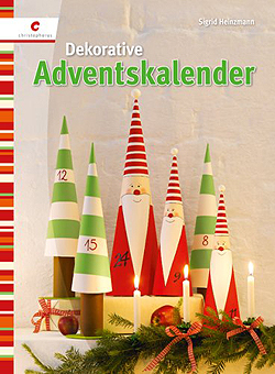 Cover: Dekorative Adventskalender