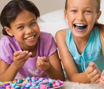Warnhinweis für Farbstoffe in Lebensmitteln