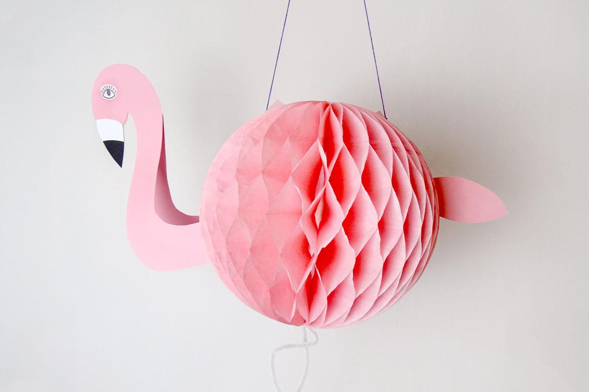 Coole Flamingo Laterne Fur Den Laternenumzug Familie De