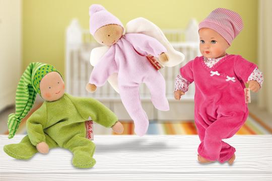 Puppe als Taufgeschenk
