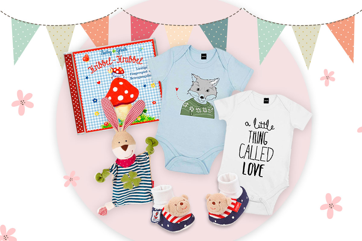 Geschenke zur geburt bilder - Baby bilder ideen ...