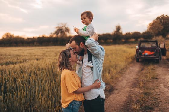 Sechs Wege, den Stress des Eltern-Seins gemeinsam zu meistern
