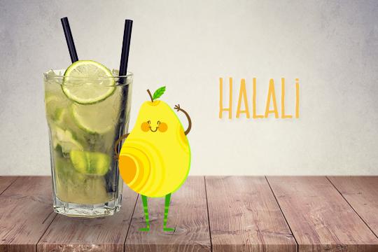 5b51b38fc93 Cocktails für Kinder: Halali - Bilder - Familie.de