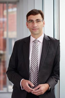 Zukunftsforscher Sven Gábor Jánszky