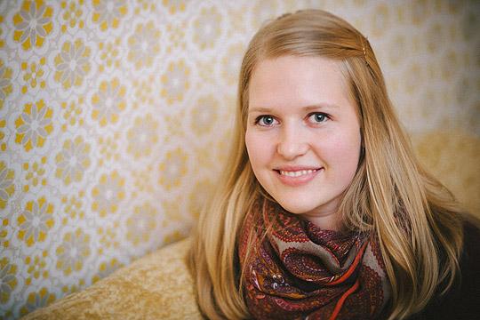 Kiara aus Hamburg: Das erste Gesicht