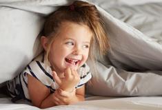 Schlafenszeit für Kinder