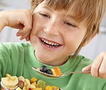 So haben Kinder Spaß am Essen